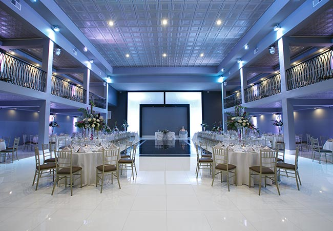 The Brookside Banquets Ballroom