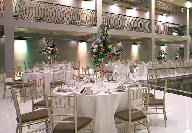 The Brookside Banquets Room