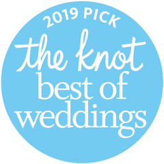 The Knot Best Of Weddings Badge 2019 The Brookside Banquets