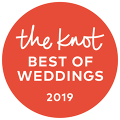 The Knot Best of weddings pick 2019